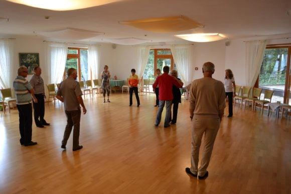 Tanzferien im Rosenhof 2013