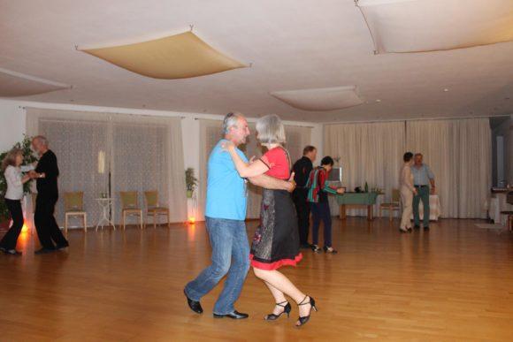Tanzferien im Rosenhof 2015