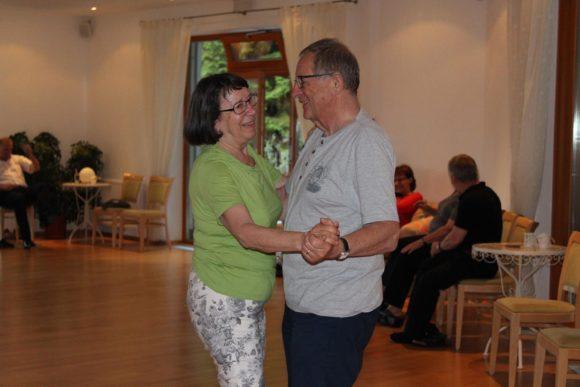 Tanzferien im Rosenhof 2014