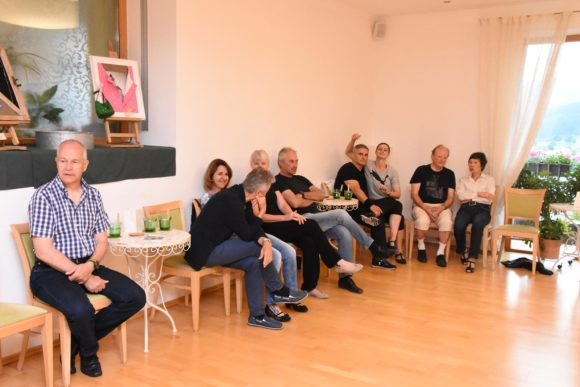 Tanzferien im Rosenhof 2017