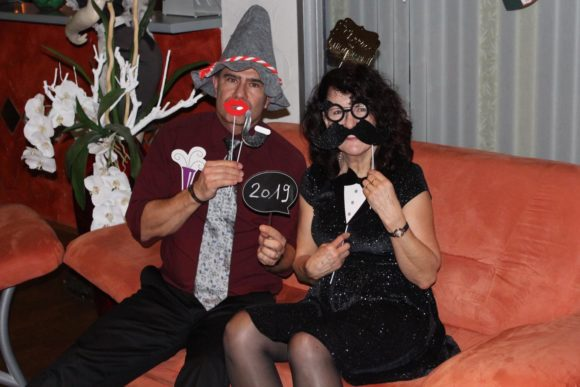 Silvester Party 2018