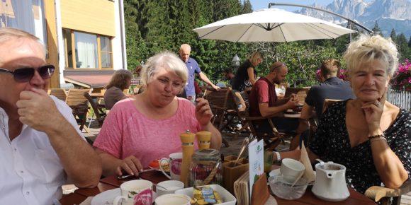 Tanzferien im Rosenhof 2019